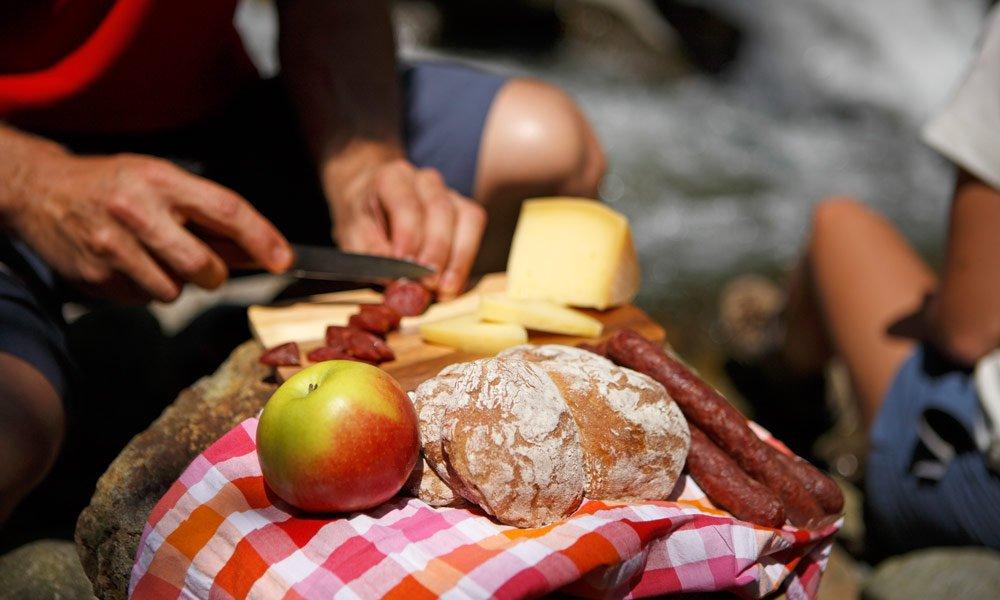 Kulinarische Frühjahrserlebnisse in Südtirol