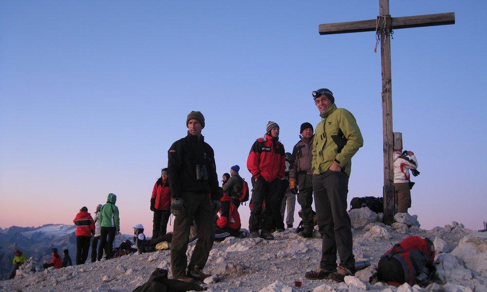 Itinerari alpini per escursionisti esperti, alpinisti e specialisti