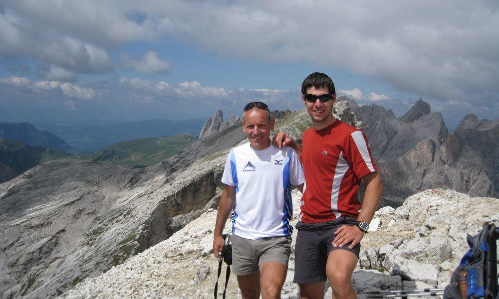 Vacanze escursionistiche nelle Dolomiti al maso Tulperhof in Val Badia