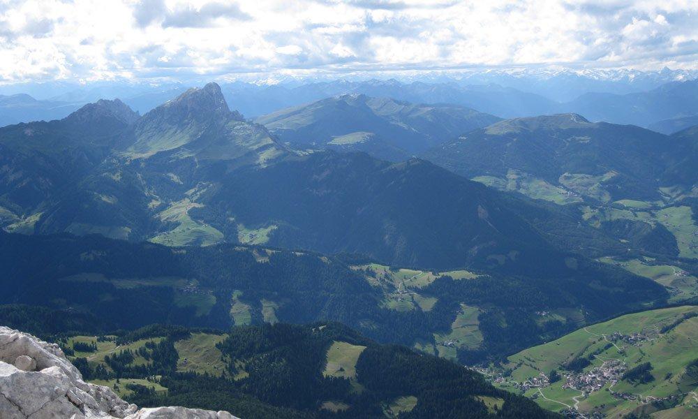 Vacanza estiva a S. Martino di Badia in Val Badia
