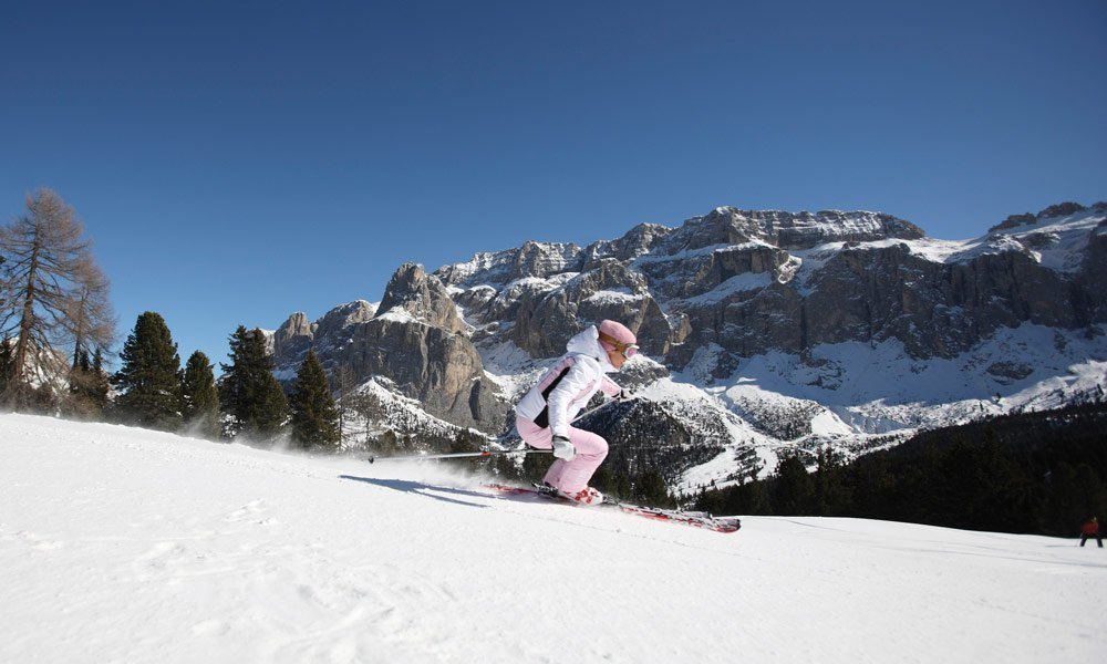 Dolomiti Superski und Sellaronda