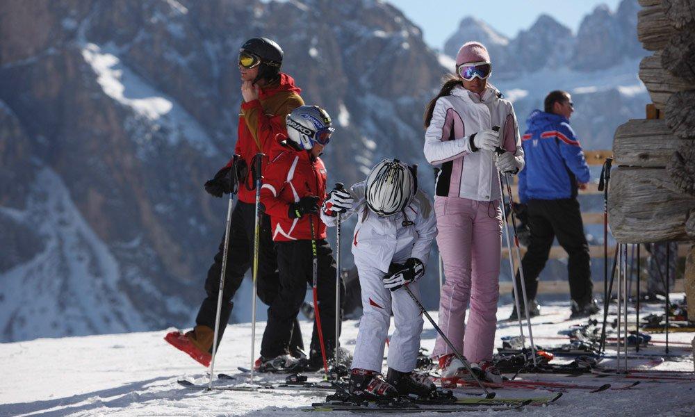 Skiurlaub in Untermoi auf dem Tulperhof